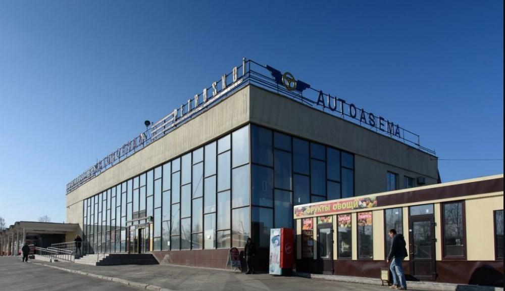 петрозаводск автовокзал